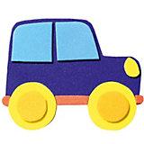 Аппликация на магнитике Автомобиль