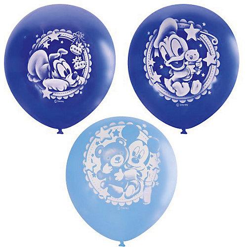 """Воздушные шары Latex Occidental """"Дисней. Малыш"""" 25 шт., пастель + декоратор от Latex Occidental"""