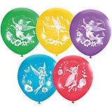 """Воздушные шары Latex Occidental """"Дисней. Феи"""" 50 шт., пастель + декоратор"""