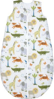 Odenwälder Baby Nice Schlafsack 110cm Sommer Baumwolle Kinder Mädchen Jungen