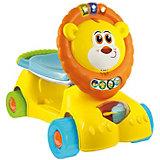 Самокат-лев WinFun для малышей 3-в-1