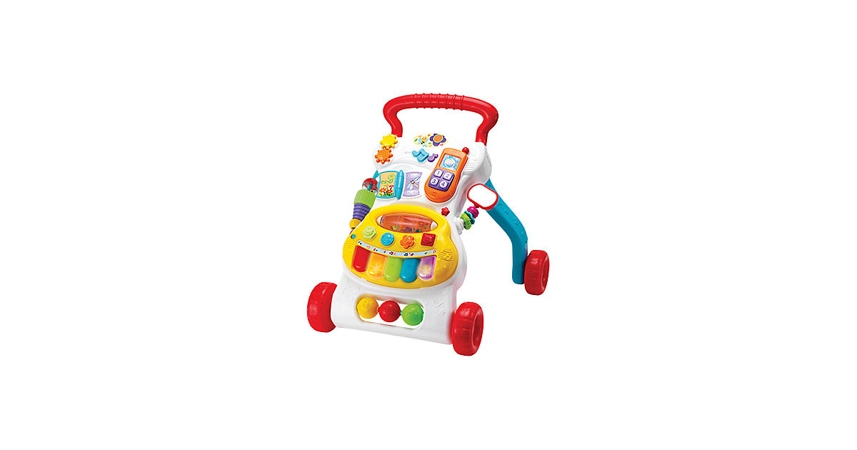 Grow-With-Me Musical Walker
