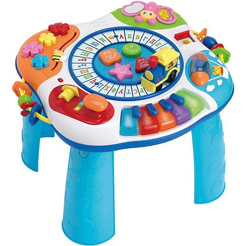 Развивающий столик WinFun с буквами и пианино от WinFun