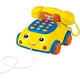 Телефон на веревке