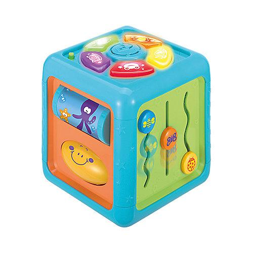 Многосторонний познавательный кубик WinFun от WinFun