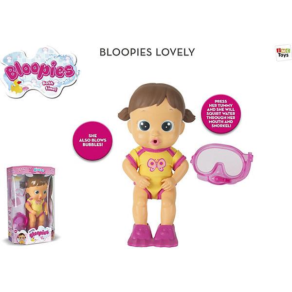 Кукла для купания Лавли Bloopies Babies