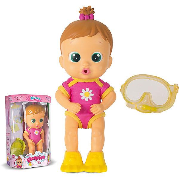 Кукла для купания Флоуи Bloopies Babies