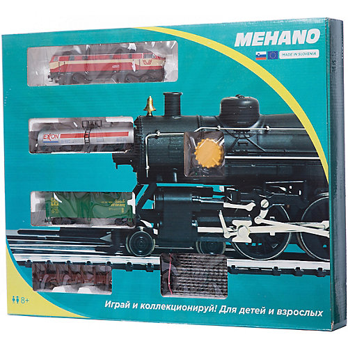"""Стартовый набор Mehano """"Krupp V160"""" от Mehano"""