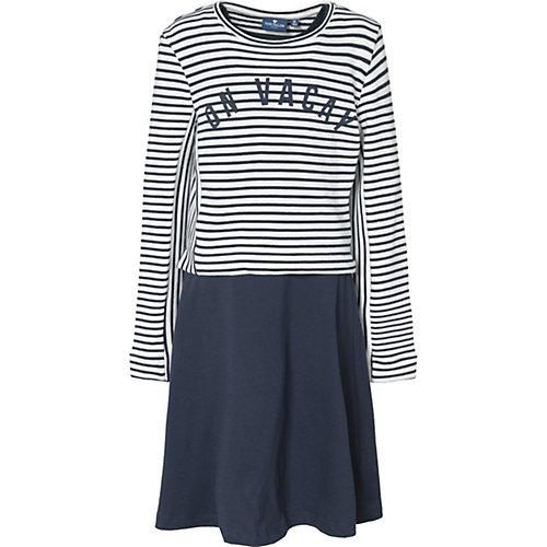 TOM TAILOR Set Kinder Kleid + Pullover Gr. 164 Mädchen Kinder | 04060463090600