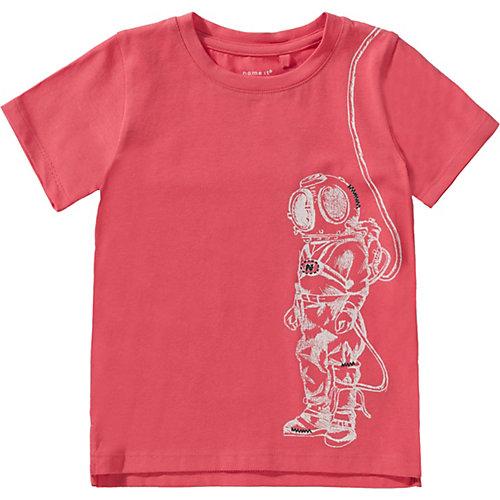 NAME IT T-Shirt NMMFANDAL , Organic Cotton Gr. 92 Jungen Kleinkinder | 05713723531229