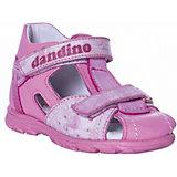 Сандалии Dandino для девочки