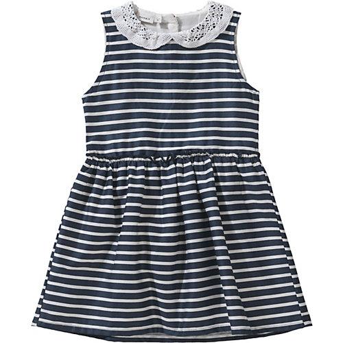 NAME IT Kinder Kleid NMFERHARIA, Organic Cotton Gr. 110 Mädchen Kleinkinder | 05713731394243