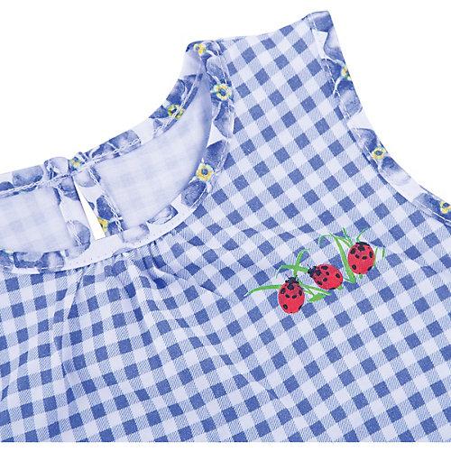 Блузка Апрель - разноцветный от Апрель