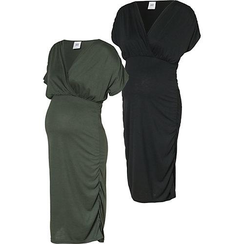 MAMALICIOUS Umstandskleider MLPILAR Doppelpack Gr. 42 Damen Kinder | 05713734987145