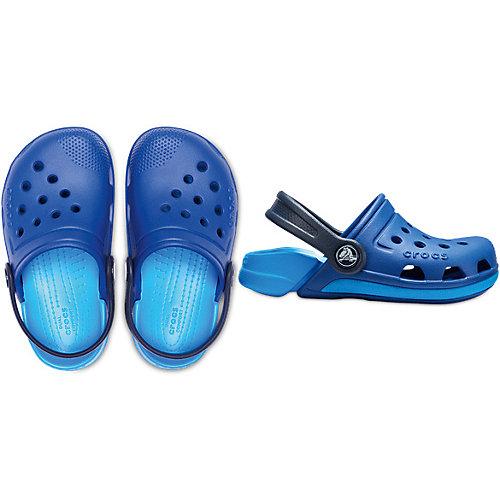 Сабо CROCS Electro III Clog K - синий от crocs