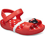 "Сандалии ""Minnie Mouse"" CROCS для девочки"