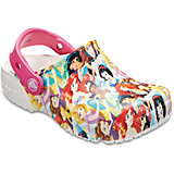 "Сабо ""Disney Princess"" CROCS для девочки"