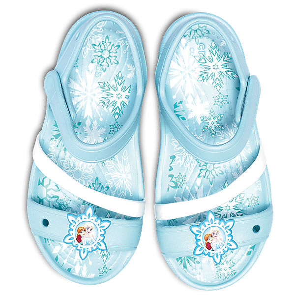 "Сандалии ""Frozen"" CROCS для девочки"