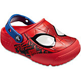 "Сабо ""Spider-Man"" CROCS для мальчика"