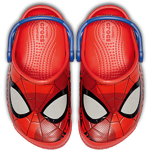 Сабо CROCS Spider-Man - красный от crocs
