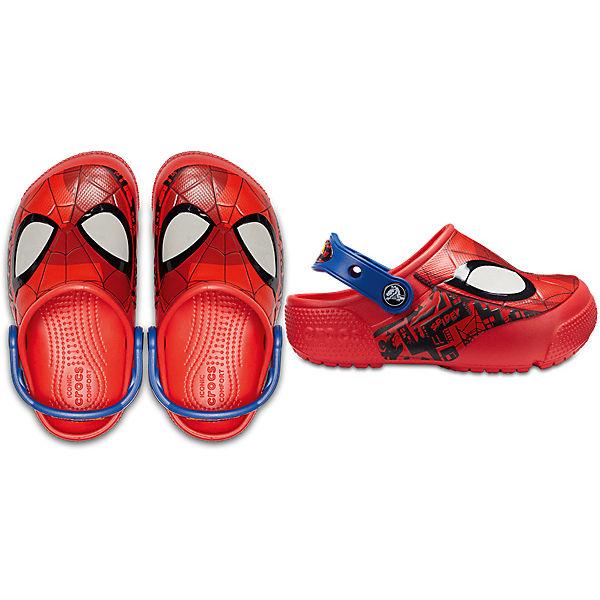 """Сабо """"Spider-Man"""" CROCS для мальчика"""