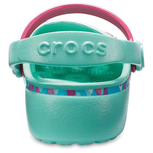 Сандалии  CROCS для девочки