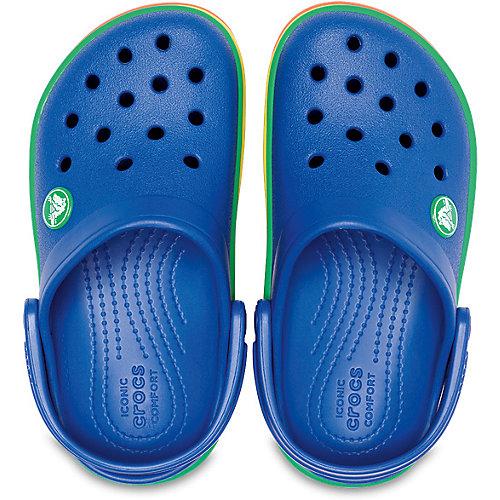 Сабо CROCS - синий от crocs