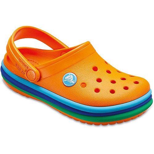 Сабо CROCS - оранжевый от crocs