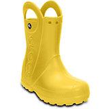 Резиновые сапоги CROCS Hand lIt Rain Boot