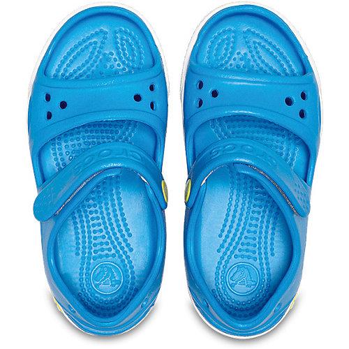 Сандалии CROCS Crocband II Sandal PS - голубой от crocs