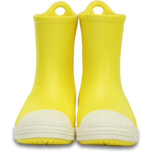 Резиновые сапоги CROCS Crocs Bump It Boot - желтый от crocs