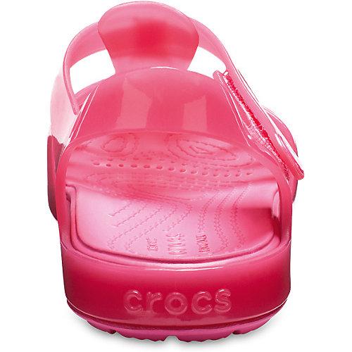 Сандалии CROCS Crocs Isabella Sandal PS - розовый от crocs