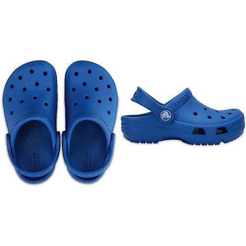 Сабо CROCS Crocs Coast Clog K - синий от crocs