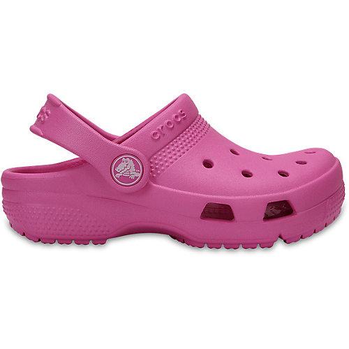 Сабо CROCS Crocs Coast Clog K - розовый от crocs