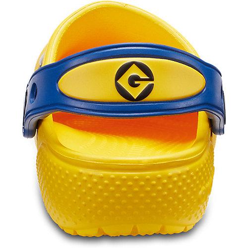 Сабо CROCS Minions - желтый от crocs