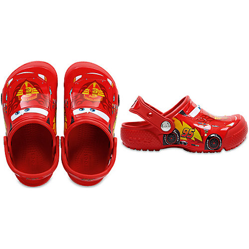 Сабо CROCS Disney Cars - красный от crocs