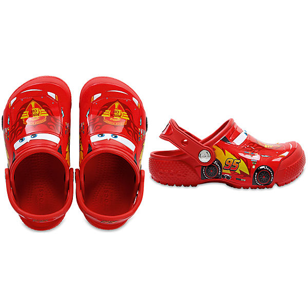 "Сабо ""Disney Cars"" CROCS для мальчика"