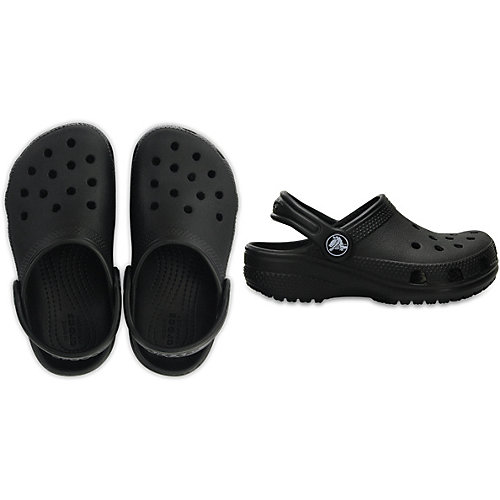 Сабо CROCS Classic Clog K - черный от crocs