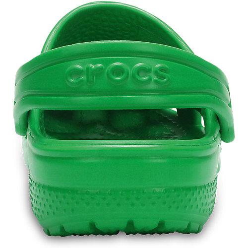 Сабо CROCS Classic Clog K - зеленый от crocs