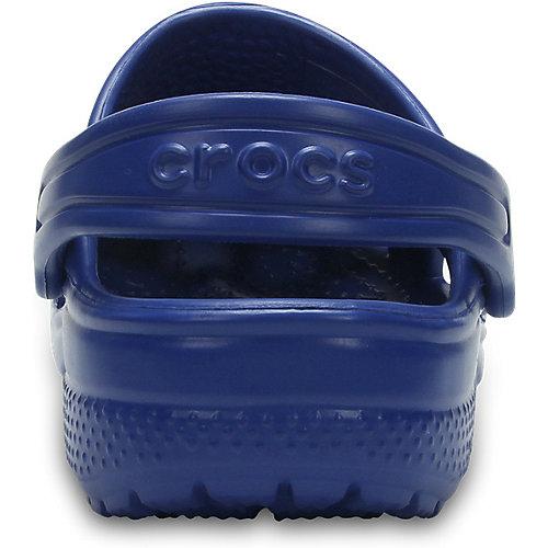 Сабо CROCS Classic Clog K - синий от crocs