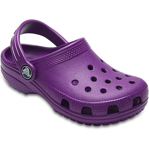 Сабо CROCS Classic Clog K - лиловый от crocs
