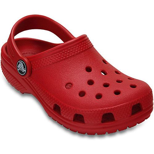 Сабо CROCS Classic Clog K - красный от crocs