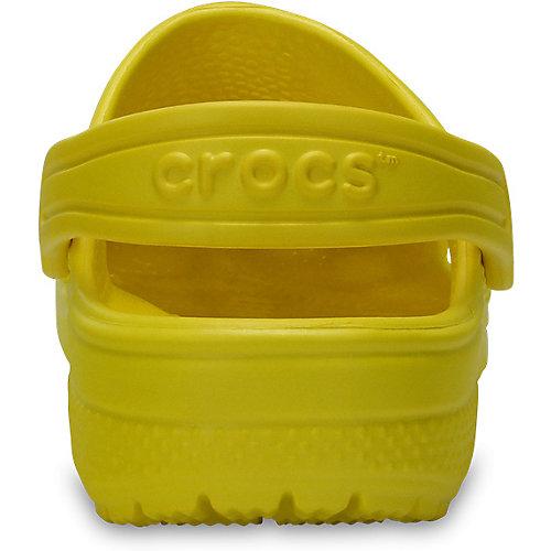 Сабо CROCS Classic Clog K - желтый от crocs