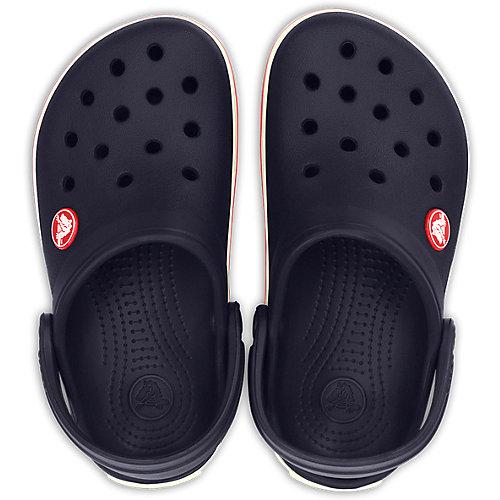 Сабо CROCS Crocband Clog K - темно-синий от crocs