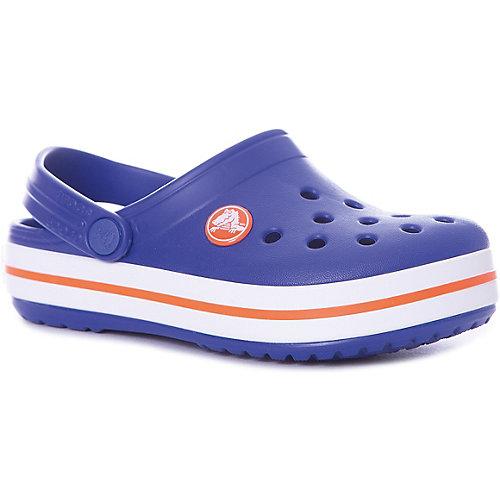 Сабо CROCS Crocband Clog K - синий от crocs
