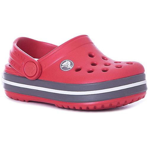 Сабо CROCS Crocband Clog K - красный от crocs