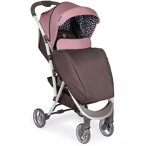 Коляска прогулочная Happy Baby Eleganza V2, Pink