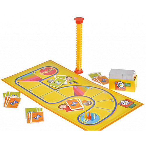 Настольная игра MAGELLAN MAG11205 Magellan: Ответь за 5 секунд. Детская от Магеллан