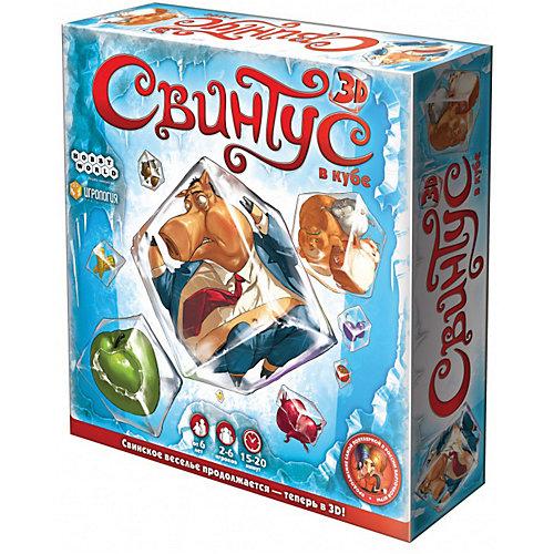 Настольная игра Hobby World 1141 Свинтус 3D от Hobby World