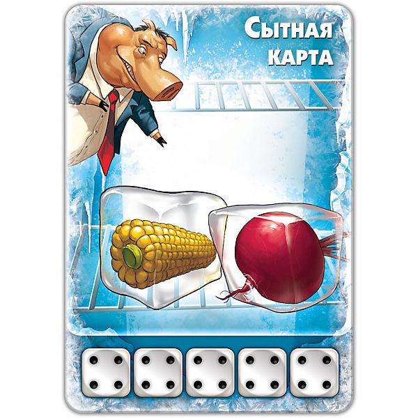 Настольная игра Hobby World 1141 Свинтус 3D